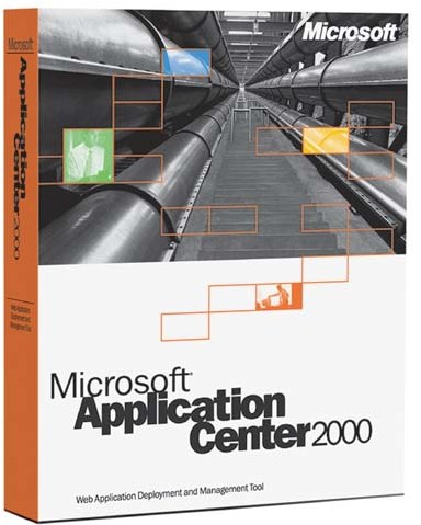 Microsoft Application Center 2000.